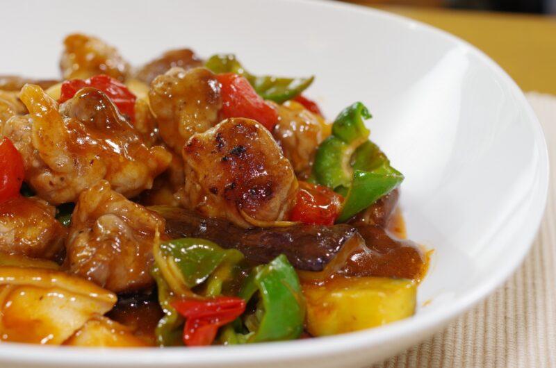 【ヒルナンデス】酢豚のレシピ|オークラ東京|五つ星ホテル【6月25日】