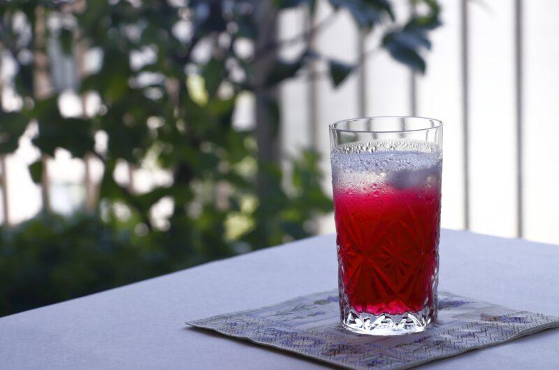 【きょうの料理】赤じそジュースのレシピ|重信初江【6月1日】