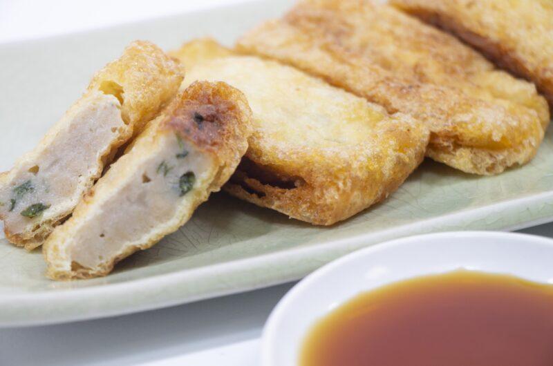【あさイチ】油揚げの焼きコロッケのレシピ【6月23日】