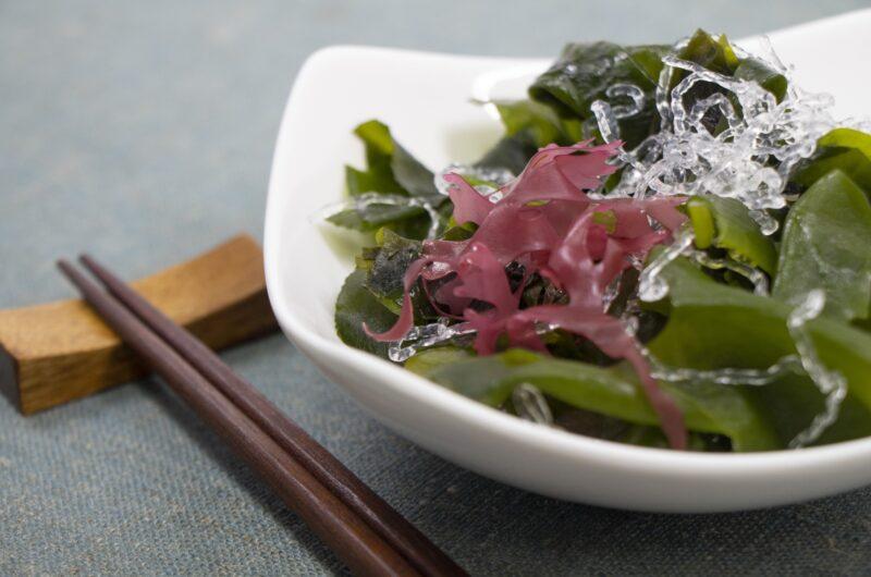 【あさイチ】わかめと長芋のしょうが和えのレシピ【6月21日】