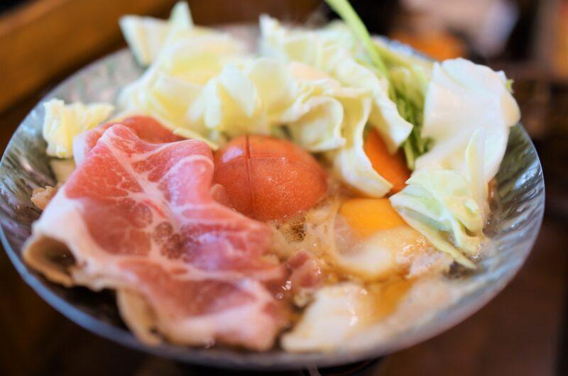【きょうの料理】夏野菜のしゃぶすきのレシピ 上野直哉【6月18日】