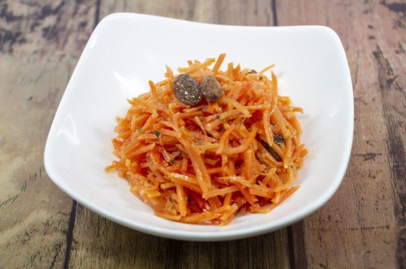 【きょうの料理】キャロットラペのレシピ|ワタナベマキ【6月22日】