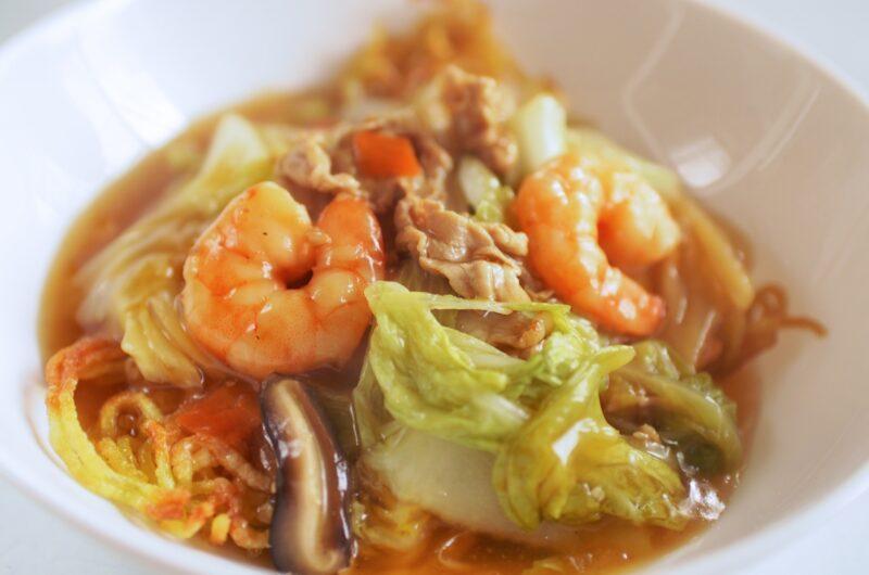 【きょうの料理】海鮮トマト焼きそばのレシピ|タサン志麻【6月8日】