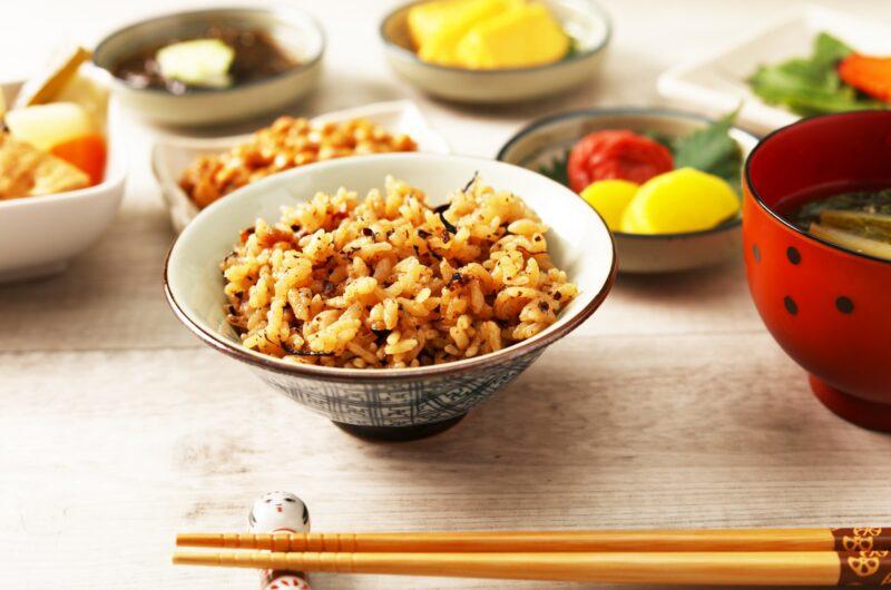【男子ごはん】納豆とツナの炊き込みご飯のレシピ【6月13日】