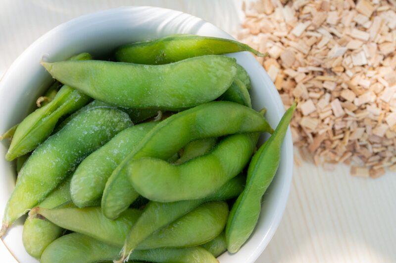 【相葉マナブ】枝豆のさやごとアヒージョのレシピ【6月27日】