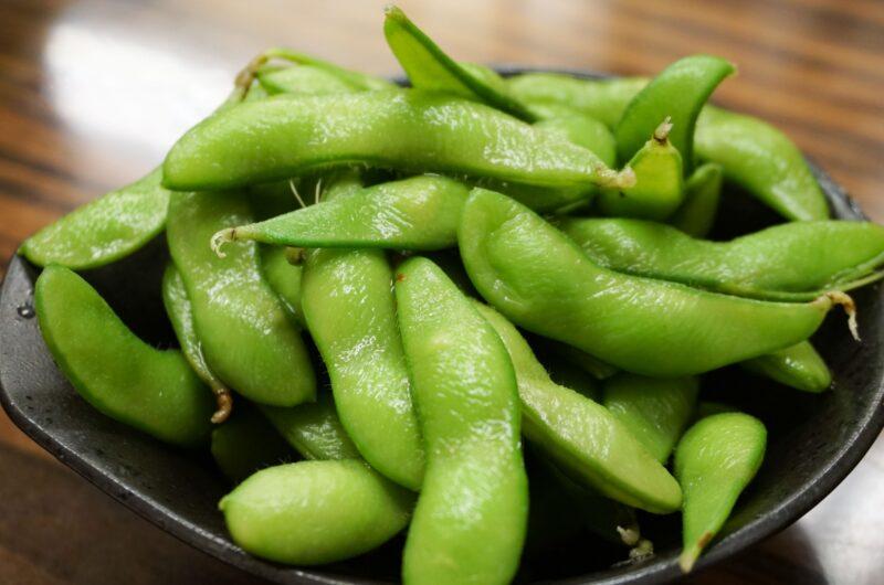 【相葉マナブ】枝豆のさやごと煮びたしのレシピ【6月27日】