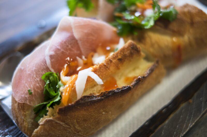 【きょうの料理】バインミーのレシピ|ワタナベマキ【6月21日】