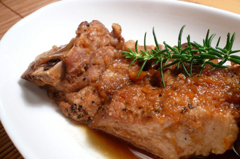 【あさイチ】豚スペアリブと夏野菜の煮物のレシピ|すっぱ煮【6月21日】