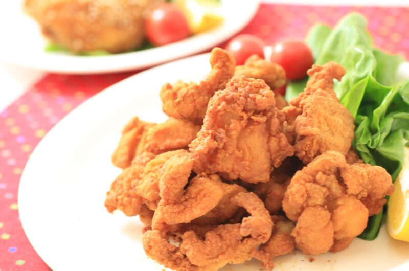 【ホンマでっか】高野豆腐で揚げない唐揚げのレシピ|ダイエット【6月16日】
