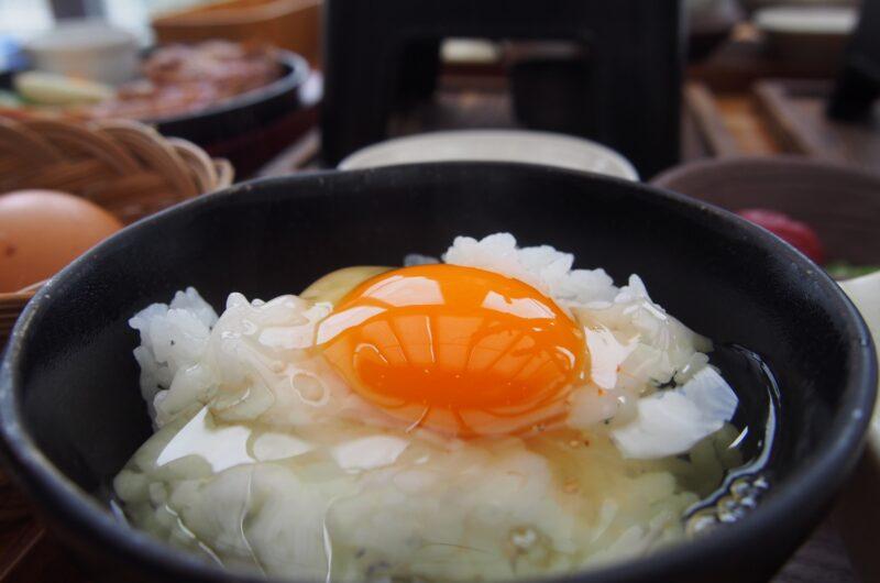 【めざましテレビ】ニラ醤油卵かけご飯のレシピ|sio 鳥羽周作【6月9日】