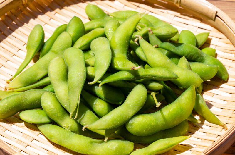 【相葉マナブ】枝豆と牛肉の甘辛炒めのレシピ【6月27日】