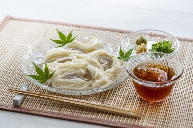 【ZIP】冷凍野菜すりおろしそうめんのレシピ|キンプリ 高橋海人【6月21日】