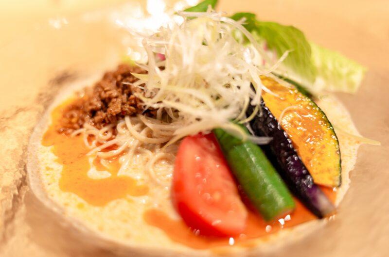 【あさイチ】オクラと豚しゃぶのエスニック冷やし麺のレシピ【6月22日】