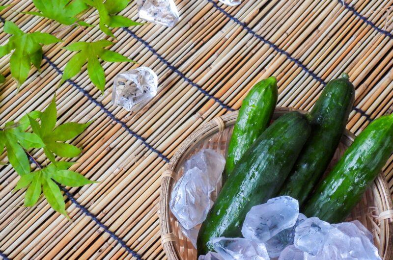 【あさイチ】蛇腹きゅうりの甘酢漬けのレシピ【6月1日】