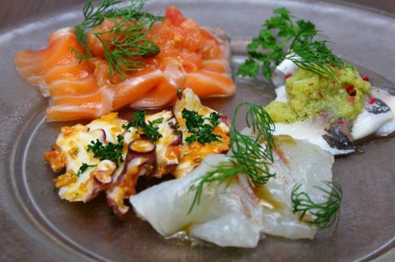 【青空レストラン】山椒でカルパッチョのレシピ|ぴりはりま【6月12日】