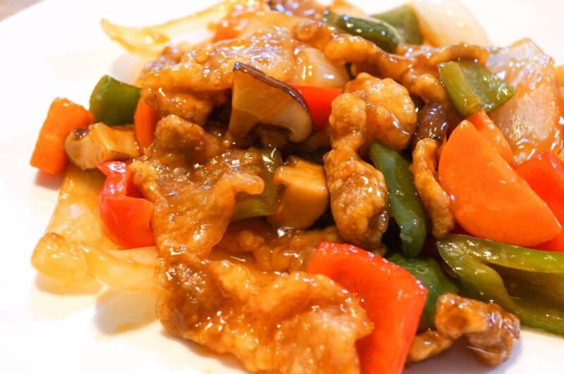 【青空レストラン】カリカリ梅酢豚のレシピ【6月19日】