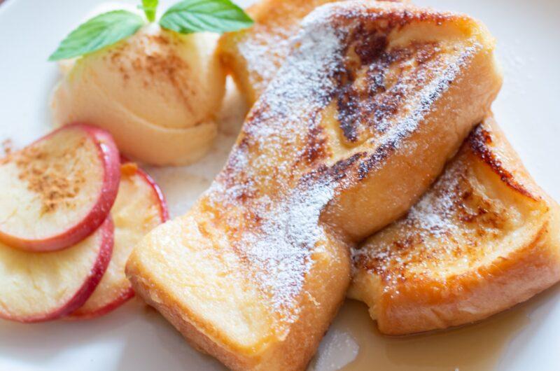【ヒルナンデス】フレンチトーストのレシピ 冷凍コンテナごはん ろこさん 年100さん【7月9日】