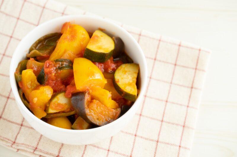 【あさイチ】ピペラードのレシピ スペインバスク地方の料理【7月7日】