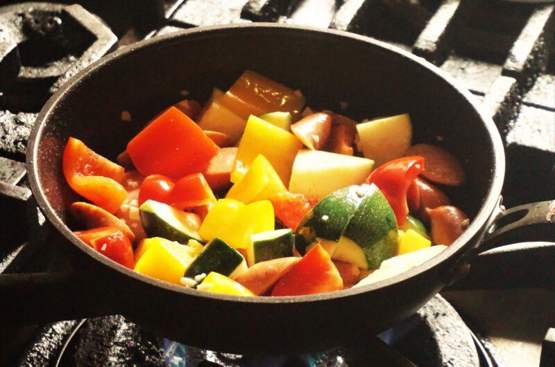【ノンストップ】牛肉とトマトのコクうま炒めのレシピ|坂本昌行|エッセ【7月2日】