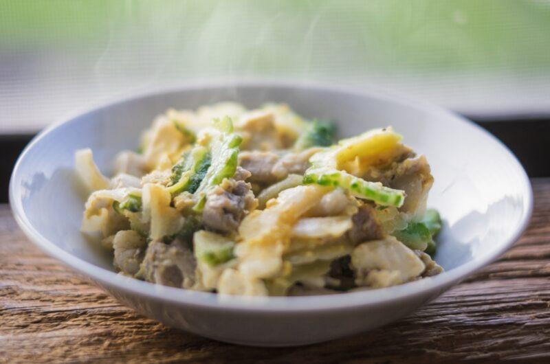 【きょうの料理】嫁いり豆腐のレシピ 平野レミ【7月9日】