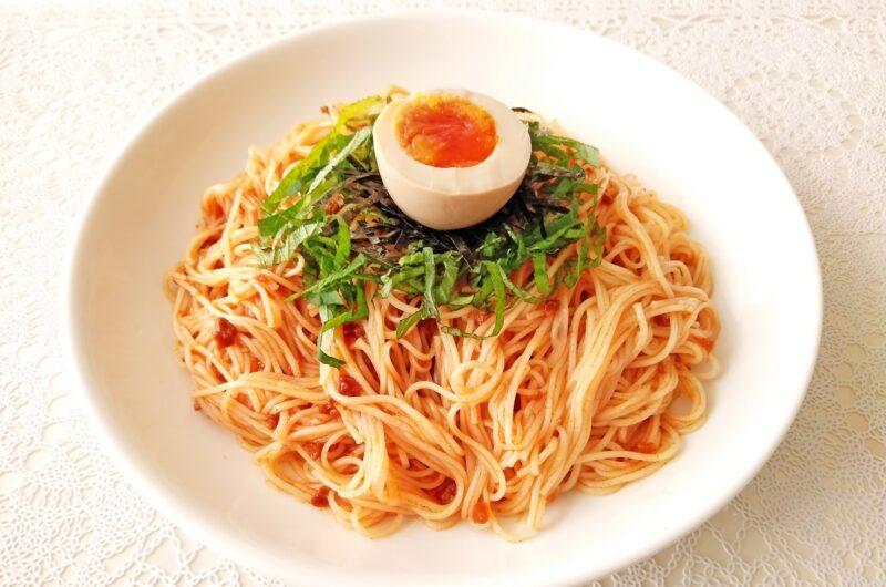 【キメツケ】ビビン麺のレシピ|韓国万能だれ【7月6日】