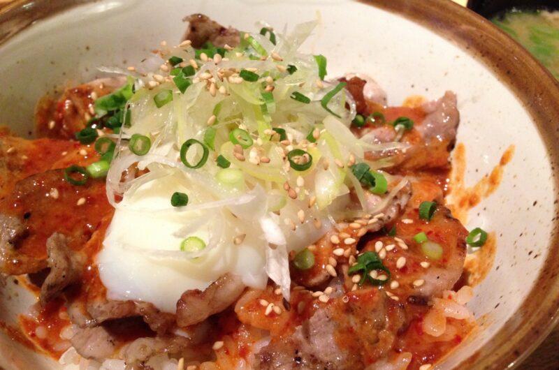 【きょうの料理】なすのピリ辛中華丼のレシピ 吉田勝彦 夏のスピード丼【7月20日】