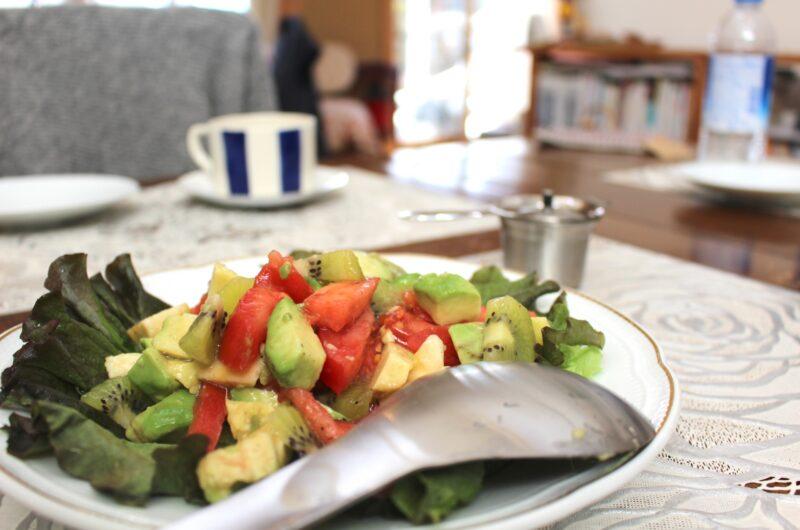 【おは朝】アボカドとトマトのナムルのレシピ|澤田州平|おはよう朝日です【7月28日】