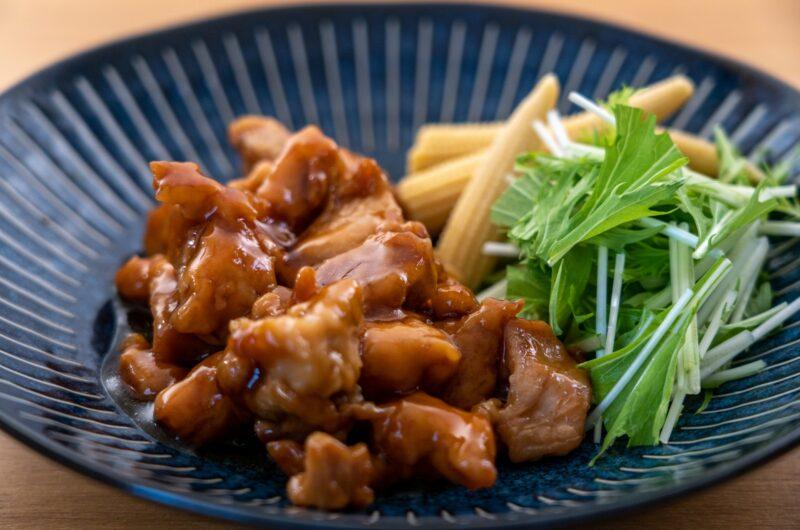 【きょうの料理】しょうがはちみつチキンのレシピ 渡辺あきこ【7月12日】