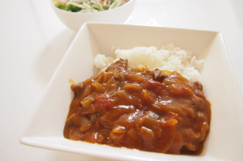 【きょうの料理】スピードハヤシライスのレシピ|渡辺あきこ|夏のスピード丼【7月20日】