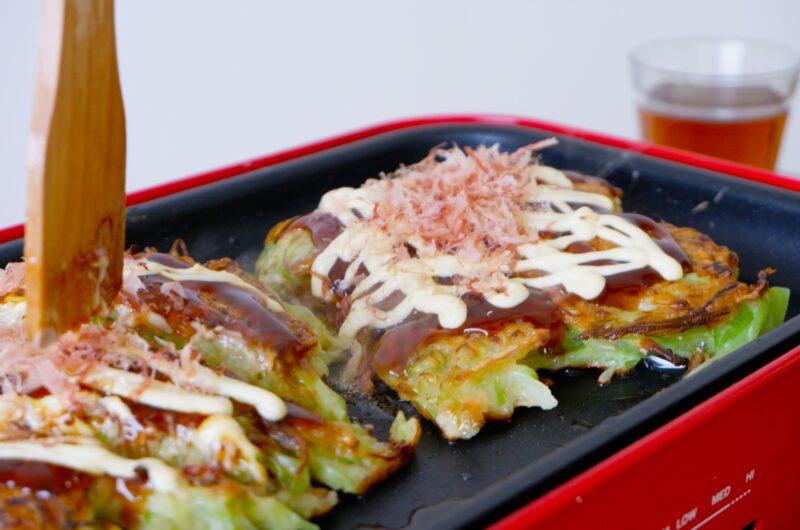 【ニノさん】オートミールお好み焼きのレシピ【7月11日】