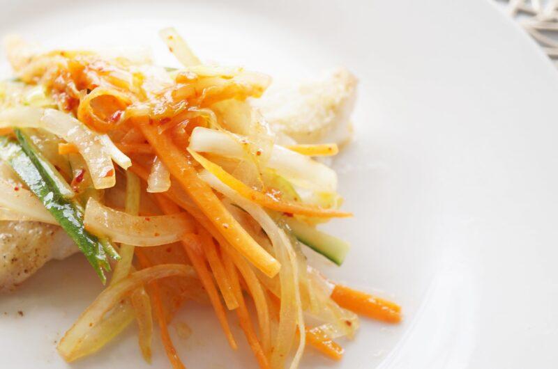 【ラヴィット】サバのエスカベッシュのレシピ|10分2品レシピ|ラビット【7月9日】