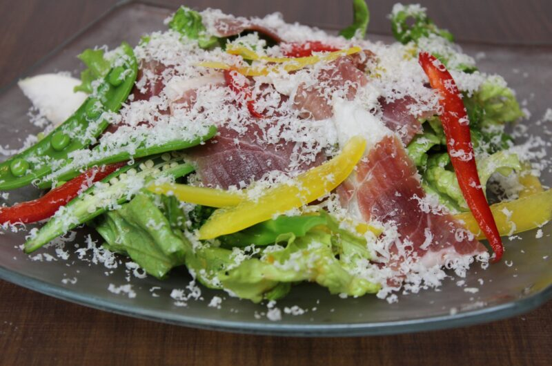 【青空レストラン】花らっきょうのカルパッチョのレシピ 三年子花らっきょう【7月10日】
