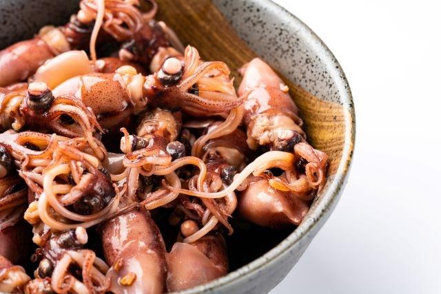 【青空レストラン】花らっきょうとホタルイカのバタポン炒のレシピ|三年子花らっきょう【7月10日】