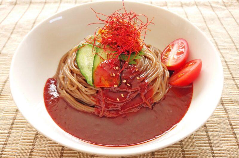 【王様のブランチ】冷麺風そうめんのレシピ|Yuu【7月24日】