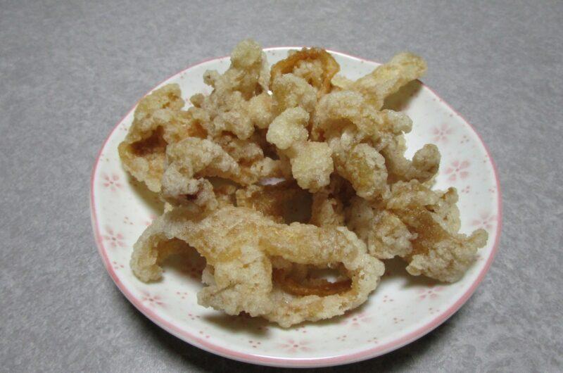 【きょうの料理】鶏皮の唐揚げのレシピ|大原千鶴【8月13日】