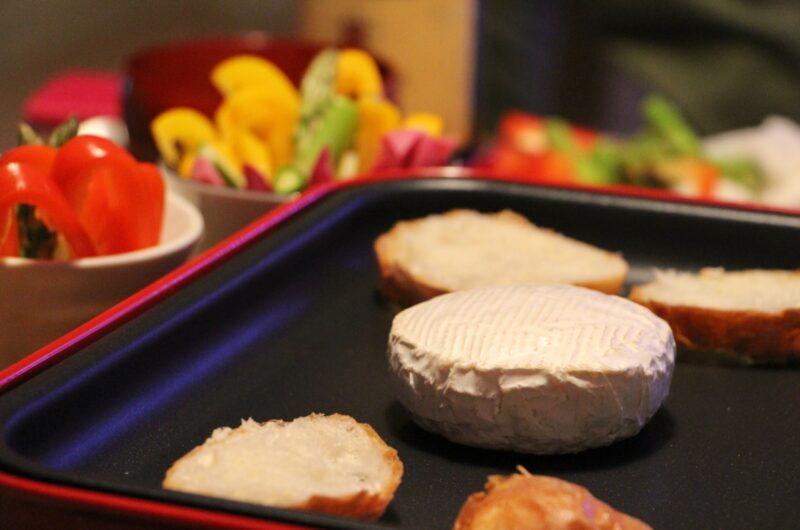 【ラヴィット】丸ごとカマンベールチーズのベーコン焼きのレシピ|ラビット【8月18日】