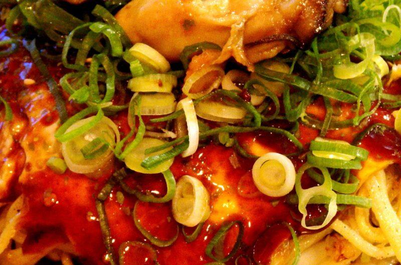 【青空レストラン】岩ガキのマヨポン焼きそばのレシピ|岩牡蠣 夏珠【8月14日】