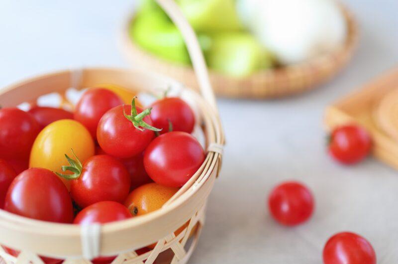 【所さんお届けモノです】ミニトマトのフローズンマリネのレシピ【8月22日】