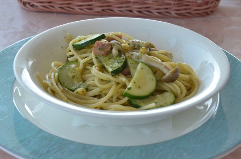 【青空レストラン】冷製ズッキーニパスタのレシピ|太陽のズッキーニ【8月21日】