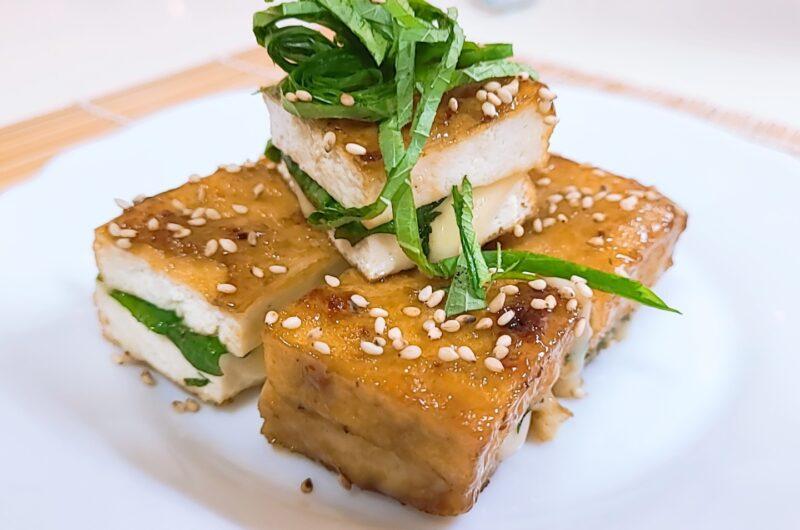 【きょうの料理】豆腐の照り焼きのレシピ 豆腐半丁 栗原心平【8月23日】