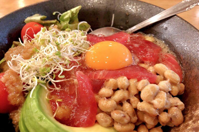 【きょうの料理】トマトばくだん納豆のレシピ 栗原心平【8月10日】
