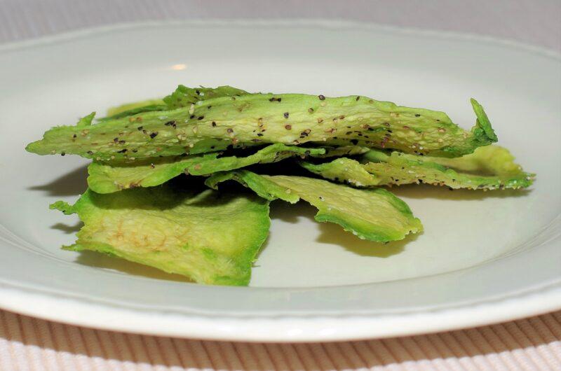 【ニノさん】アボカドチップスのレシピ【8月29日】