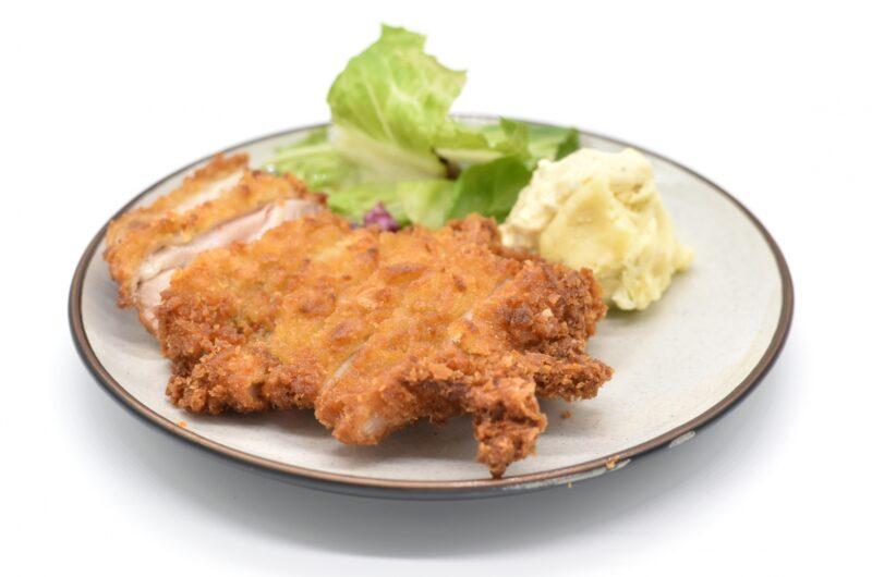 【土曜はナニする】コーンフレークでチキンカツのレシピ|ゆーママ 松本有美|お弁当【8月28日】