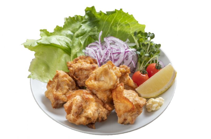 【青空レストラン】塩レモン唐揚げのレシピ|能登のはま塩【8月28日】