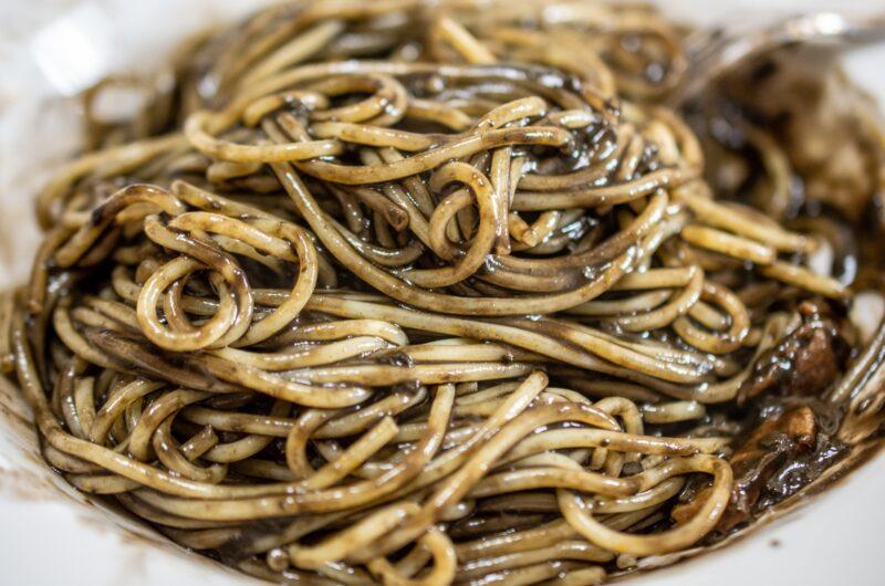【相葉マナブ】黒作りのペペロン焼きそばのレシピ【8月22日】