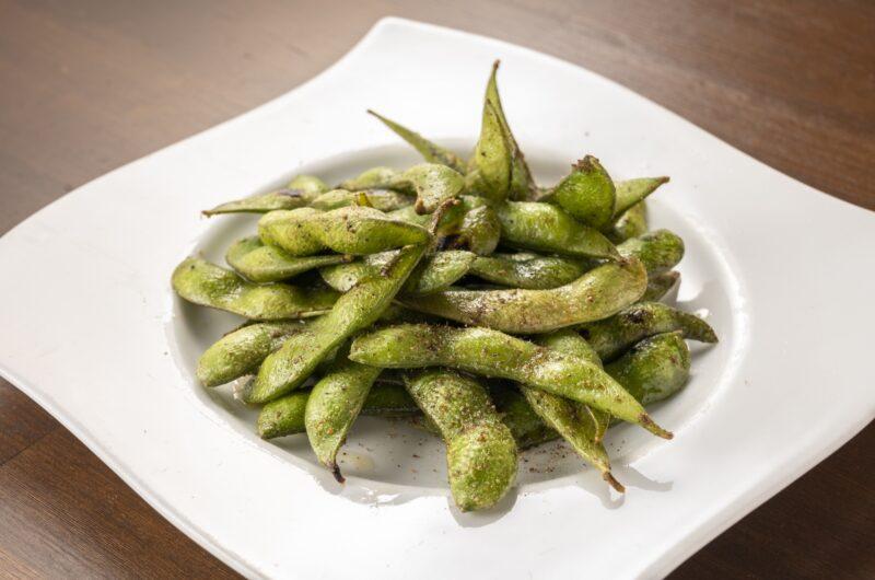 【よんチャンTV】焼き枝豆のレシピ【8月6日】
