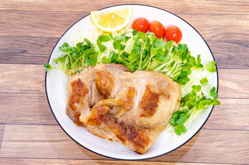 【きょうの料理】カリカリ鶏のトマポンのっけのレシピ|館野鏡子【8月9日】