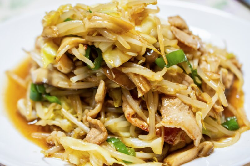 【ノンストップ】鶏とズッキーニの味噌炒めのレシピ|笠原将弘|エッセ【8月23日】