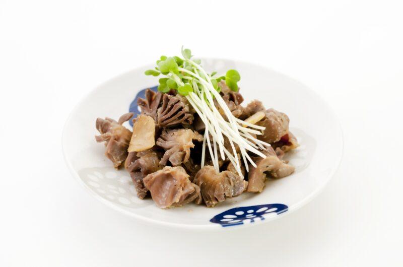 【きょうの料理】砂肝と夏大根のゆずこしょう炒めのレシピ 大原千鶴【8月13日】