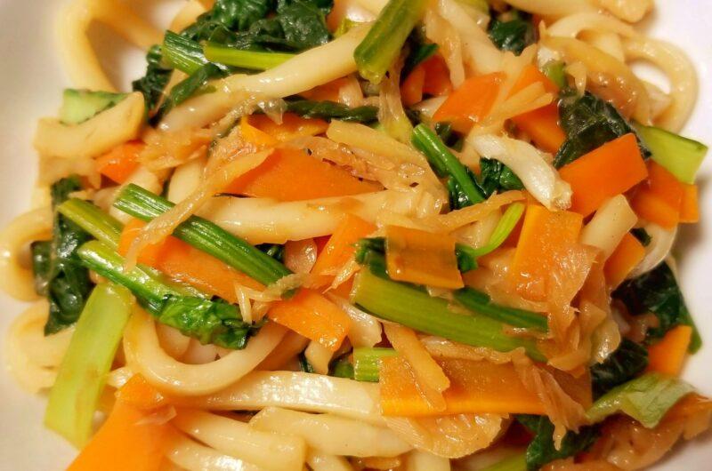 【ヒルナンデス】韓国風うどんのレシピ|業務スーパー【8月2日】